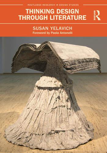 Thinking Design Through Literature book cover