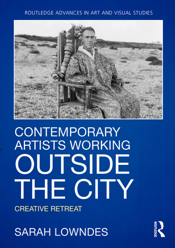 Contemporary Artists Working Outside the City Creative Retreat book cover