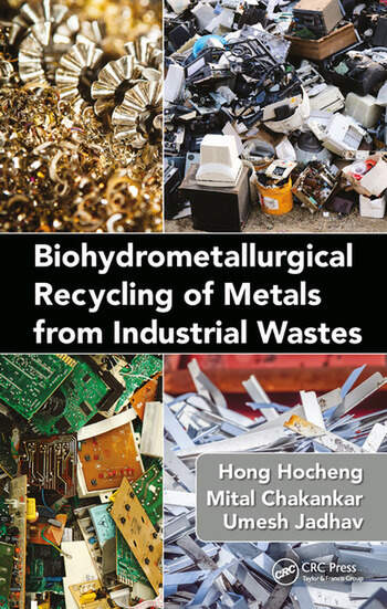 Biohydrometallurgical Recycling of Metals from Industrial Wastes book cover