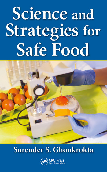 Science and Strategies for Safe Food book cover