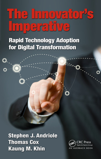 The Innovator's Imperative Rapid Technology Adoption for Digital Transformation book cover