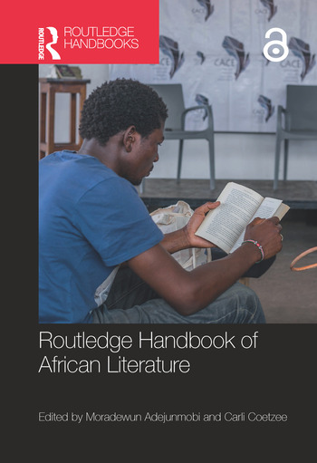 Routledge Handbook of African Literature book cover
