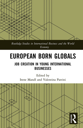 European Born Globals Job creation in young international businesses book cover