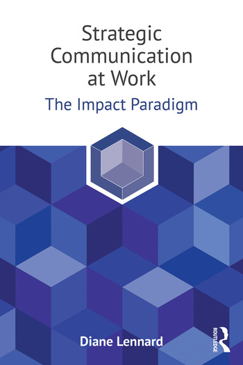 Strategic Communication at Work The Impact Paradigm book cover