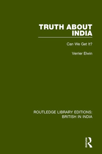 Truth About India Can We Get It? book cover