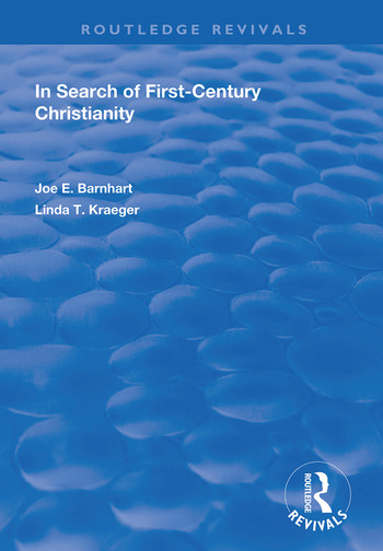In Search of First-Century Christianity book cover