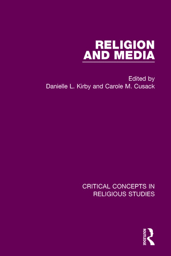 Religion and Media book cover