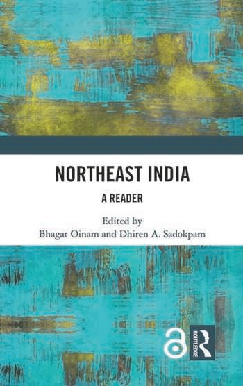 Northeast India A Reader book cover