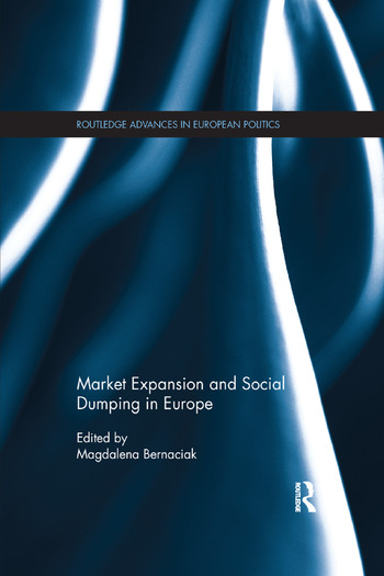 Market Expansion and Social Dumping in Europe book cover