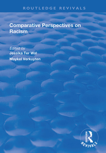 Comparative Perspectives on Racism book cover