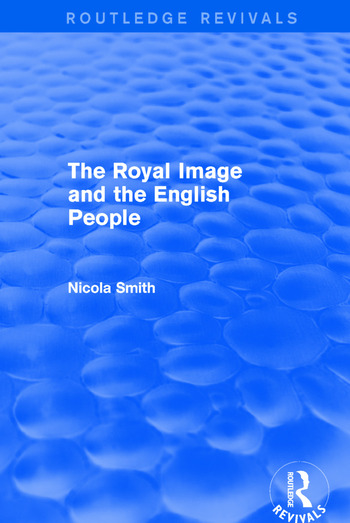 The Royal Image and the English People book cover