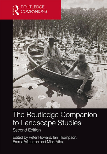 The Routledge Companion to Landscape Studies book cover