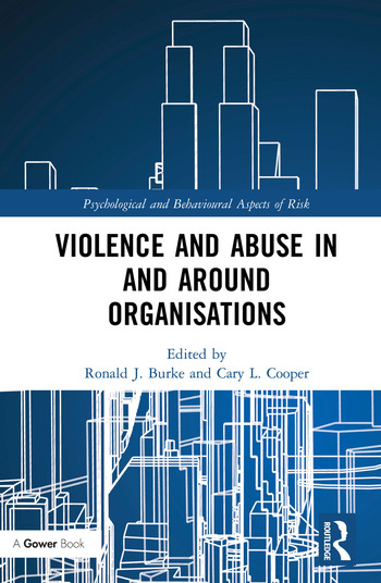 Violence and Abuse In and Around Organisations book cover