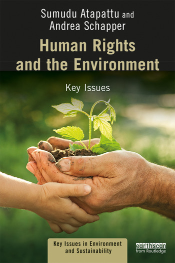 Human Rights and the Environment Key Issues book cover