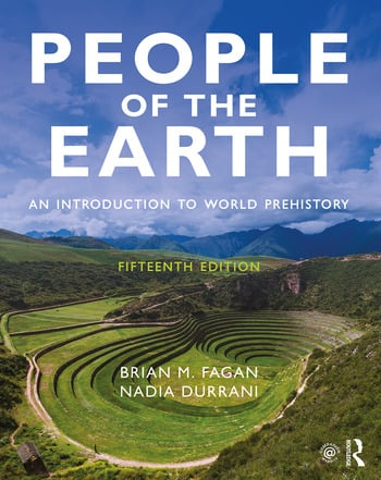 People of the Earth An Introduction to World Prehistory book cover