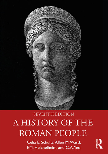 A History of the Roman People book cover
