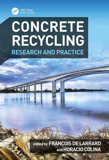 Concrete Recycling Research and Practice book cover