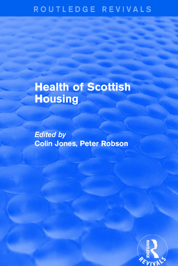 Revival: Health of Scottish Housing (2001) book cover