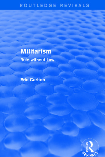 Revival: Militarism (2001) Rule without Law book cover