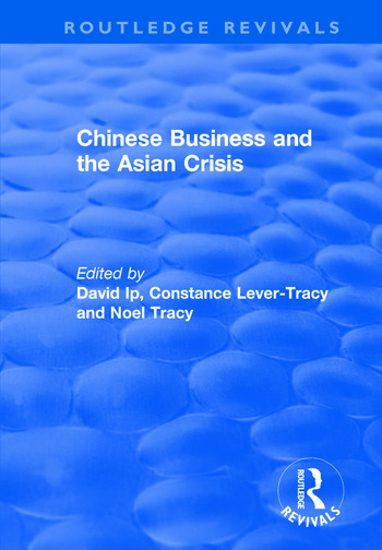 Chinese Business and the Asian Crisis book cover
