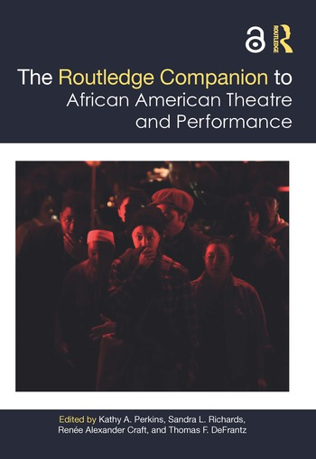 The Routledge Companion to African American Theatre and Performance book cover
