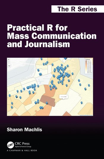 Practical R for Mass Communication and Journalism book cover