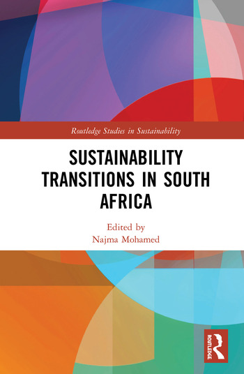 Sustainability Transitions in South Africa book cover