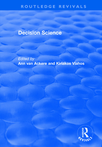 Decision Science book cover