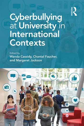 Cyberbullying at University in International Contexts book cover