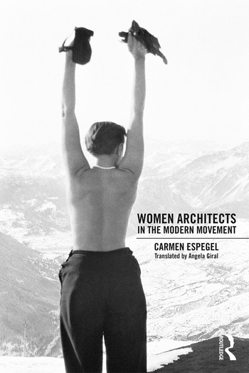 Women Architects in the Modern Movement book cover