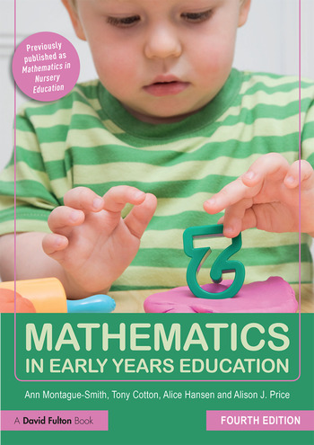 Mathematics in Early Years Education book cover