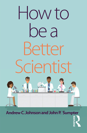 How to be a Better Scientist book cover