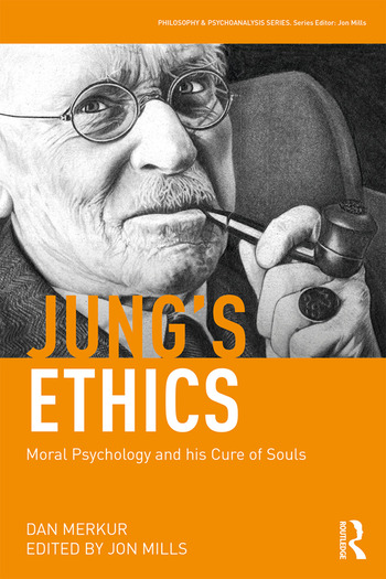 Jung's Ethics Moral Psychology and his Cure of Souls book cover