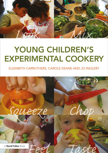 Young Children's Experimental Cookery book cover