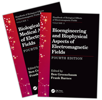 Handbook of Biological Effects of Electromagnetic Fields, Fourth Edition - Two Volume Set book cover