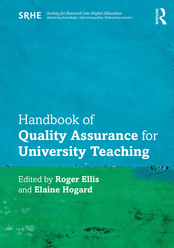 Handbook of Quality Assurance for University Teaching book cover