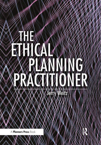 The Ethical Planning Practitioner book cover