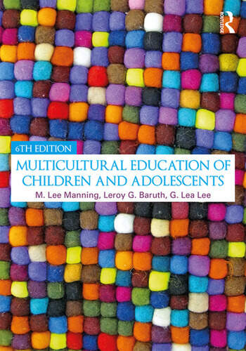Multicultural Education of Children and Adolescents book cover