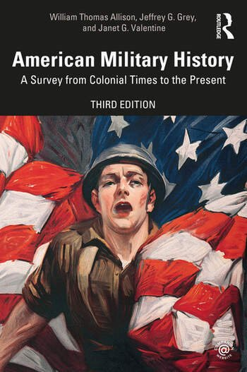 American Military History A Survey From Colonial Times to the Present book cover