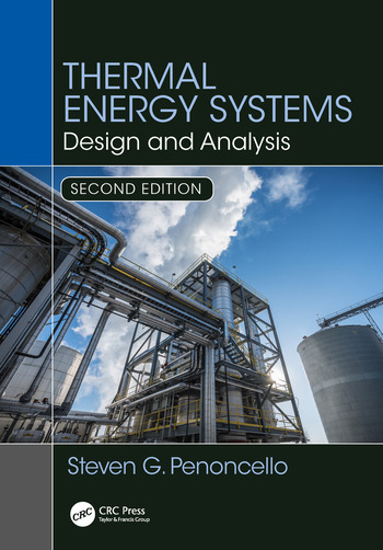 Thermal Energy Systems Design and Analysis, Second Edition book cover