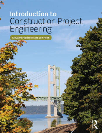 Introduction to Construction Project Engineering book cover