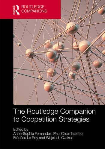 The Routledge Companion to Coopetition Strategies book cover