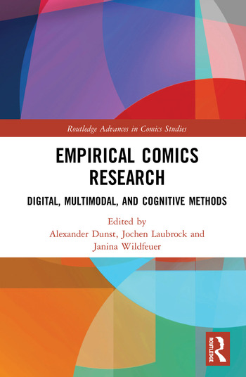 Empirical Comics Research Digital, Multimodal, and Cognitive Methods book cover