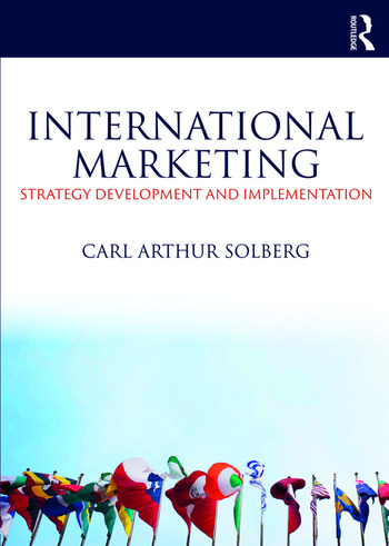 International Marketing Strategy development and implementation book cover