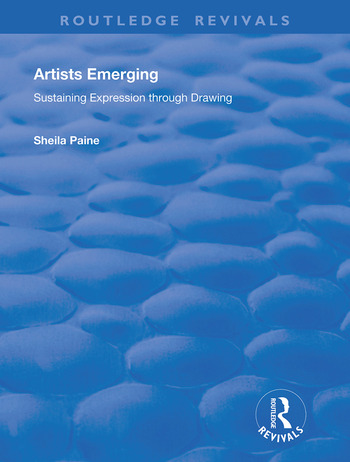 Artists Emerging Sustaining Expression through Drawing book cover