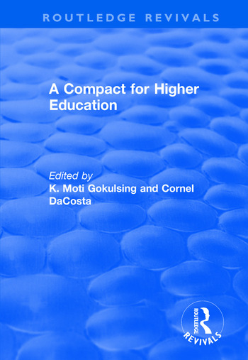A Compact for Higher Education book cover