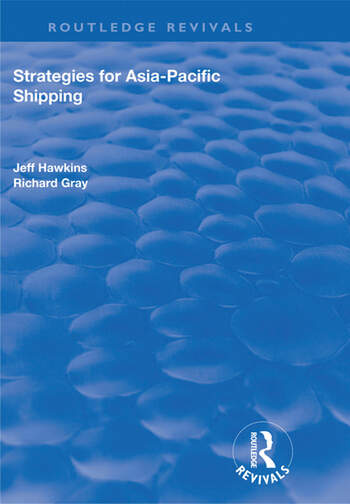 Strategies for Asia-Pacific Shipping book cover