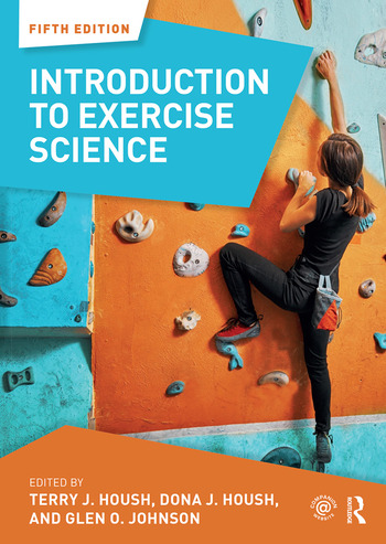Introduction to Exercise Science book cover
