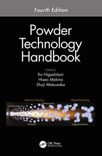 Powder Technology Handbook, Fourth Edition book cover