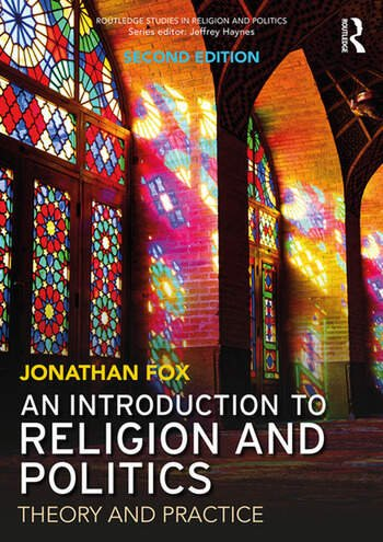 An Introduction to Religion and Politics Theory and Practice book cover